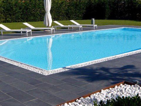 бетонний басейн