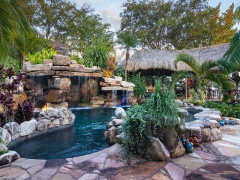 басейни з каменю