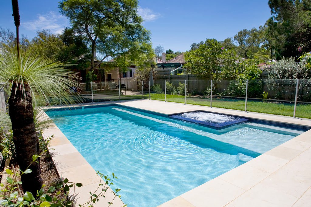 басейни з бетону