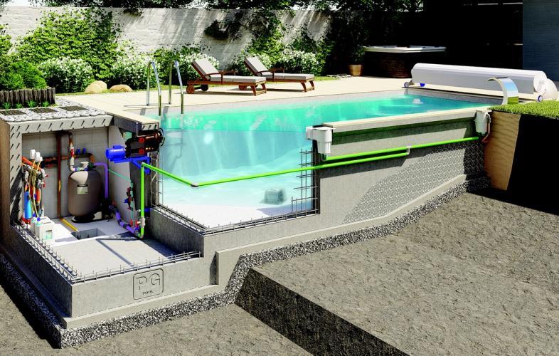 бетонні басейни під ключ