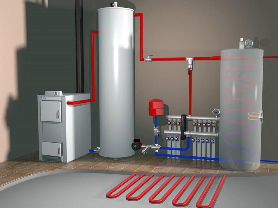 Как правильно установить водонагреватель