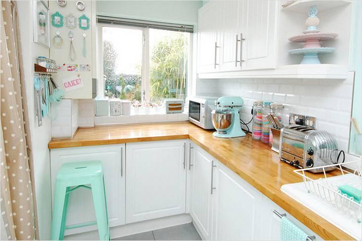 Дизайн интерьера кухни 70 фото