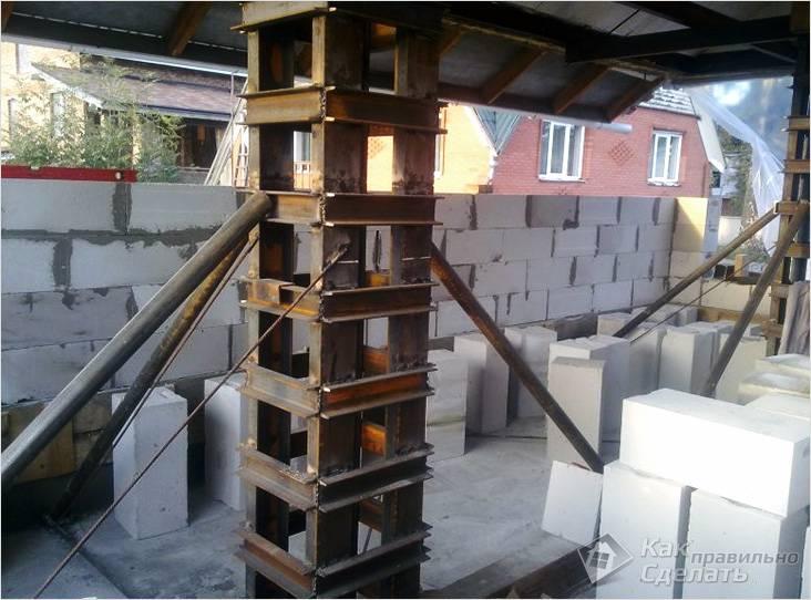 Как поднять крышу дома