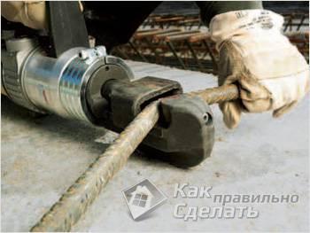 Как резать арматуру