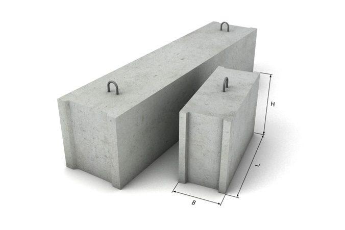 Фундамент з блоків ФБС: як зробити блочний фундамент