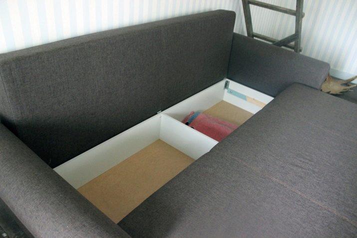 Дивани-ліжка (91 фото): як вибрати розкладний прямий або модульний диван-ліжко, з підлокітниками і без них? Моделі шириною 120 см і інших розмірів